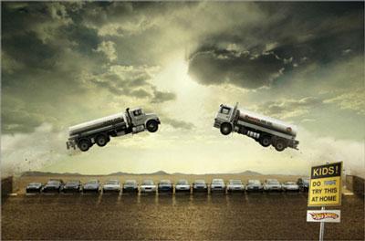 Những quảng cáo sáng tạo nhất