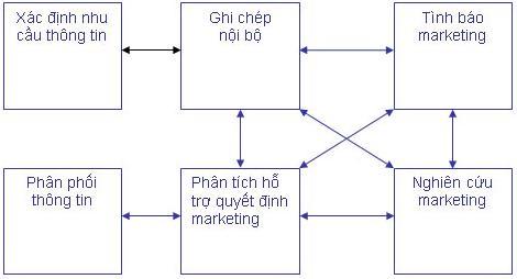 Marketing căn bản : Hệ thống thông tin và nghiên cứu marketing