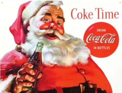 2. Ông già tuyết Santa Claus 1