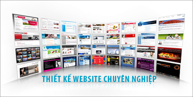 Lợi thế của website được thiết kế bởi CAIA